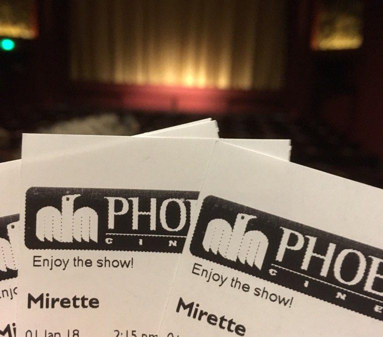 Exclusive Preview Screenings: Phoenix Cinema